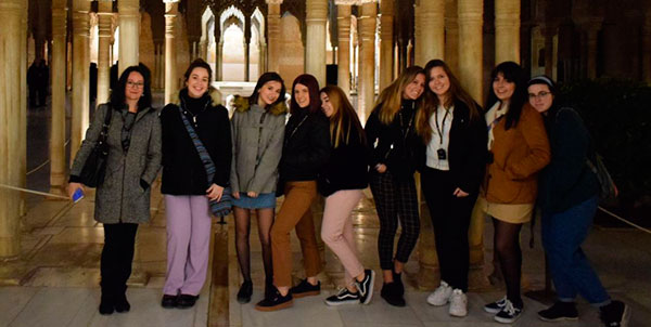 University Residence Urban Granada